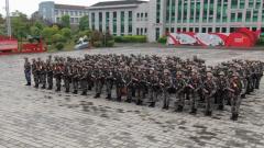 春日练兵正当时 各部队展开春季练兵活动