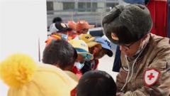 【学党史 悟思想 办实事 开新局】党史学习在高原 爱民助民进藏家