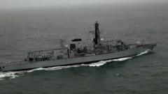 英媒:英国将于5月派遣军舰前往黑海