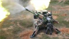 陆军第72集团军某合成旅:新型车载榴弹炮实弹射击考核