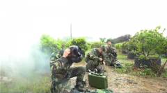 火箭军某部:跨昼夜训练 淬炼随时能战本领