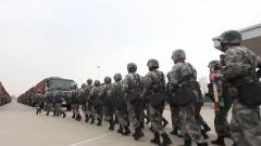 鄭州聯勤保障中心開展機動保障力量集訓