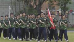 駐澳門部隊組織青年學生升旗手培訓