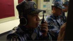 海军某基地通信站:昼夜对抗锤炼通信尖兵