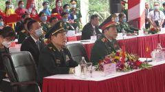中越举行第六次边境国防友好交流活动