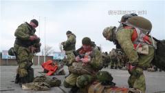 普京下令召集预备役人员参加军事集结