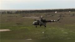 乌克兰在南部地区举行反登陆突袭演习