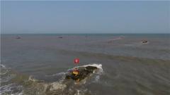 【节日 我们在战位上】粤东某海域 两栖装甲部队泛海强渡