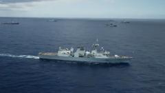 尹卓:美日接力跟踪解放军舰艇 妄图遏制中国走向远海