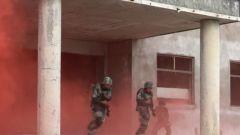 主动出击 打破僵局 烟雾弹和催泪弹助力特战小队成功突入
