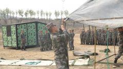 拆装方便 移动便捷 新型野战折叠营房亮相野外驻训点