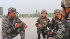 军地青年典型走基层与青年官兵共话使命担当