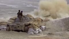 """拜登怎么办?撤军第一天  塔利班就给美国一个响亮的""""大耳光"""""""