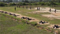 入营时间过半 新兵迎来首次阶段性考核