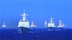 【直击演训场】轻型护卫舰实弹训练