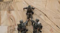 【记者在战位】跨昼夜侦察演练 磨砺极限渗透能力