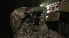 火箭军某导弹旅:练就东风快递员夜间突防能力