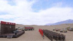 新型防空导弹及新型火箭炮列装高原驻训部队