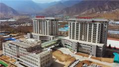 先进的医疗设备 朴素的办公环境 跟随记者探访西藏军区总医院