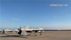 两架无人机在阿萨德空军基地上空被击落