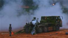 【直击演训场】装备新 跨昼夜实弹射击检验打击效能