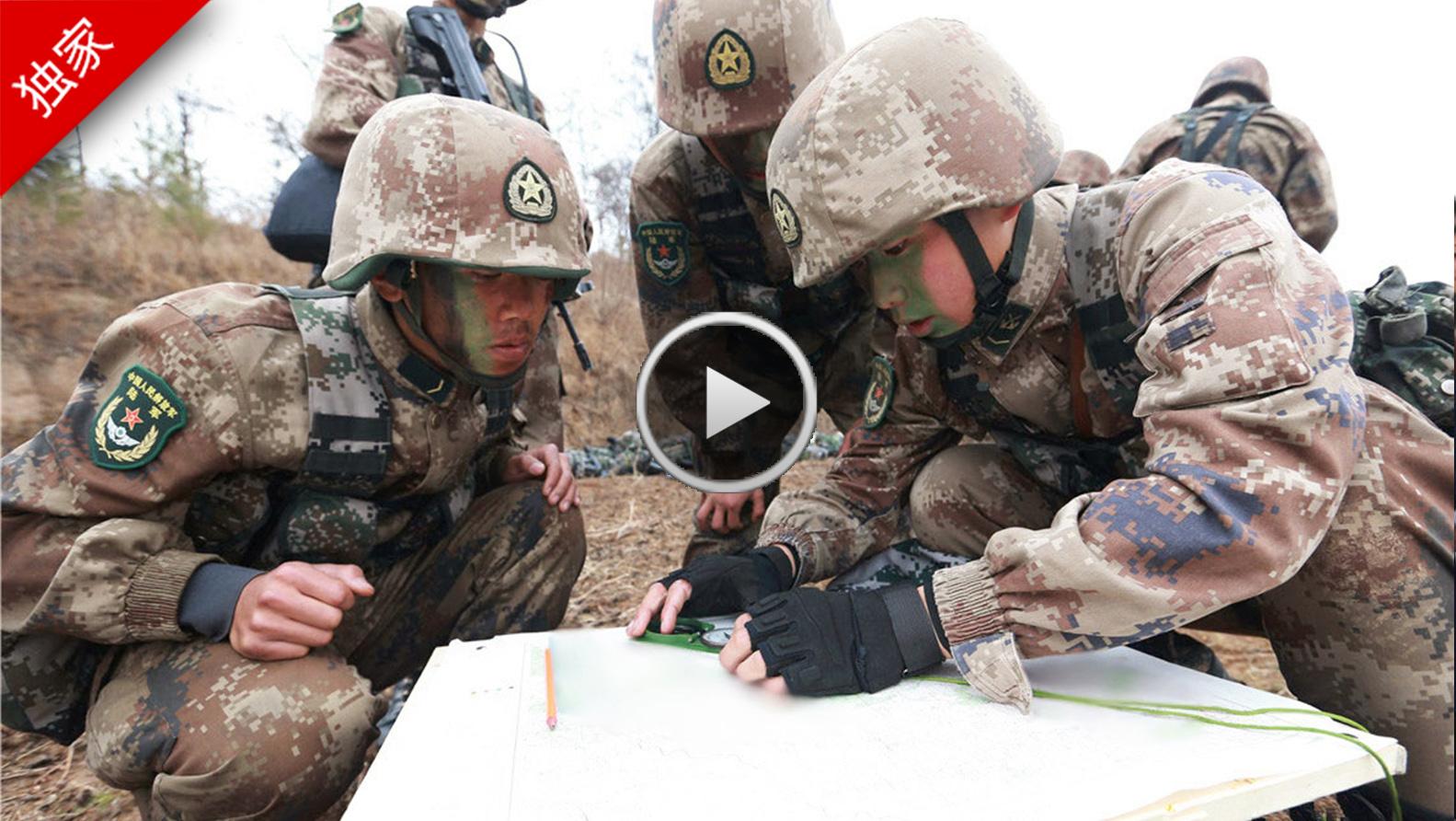 陆军首次战役参谋大比武