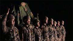 陆军第73集团军某防空旅开展夜间对空抗击战斗演练