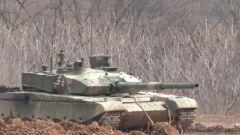 陆军第79集团军某合成旅:科学组训 密林山地主战坦克火力全开