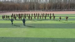 军体专家走进大漠戈壁为基层官兵传授训练经验