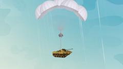 解读BMD空降战车喷气式伞降系统的工作原理