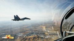 【直击演训场】空军航空兵某旅:空战对抗 提高飞行员随时能战能力