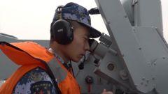 敌情不断!海军秦皇岛舰实弹射击训练紧张进行