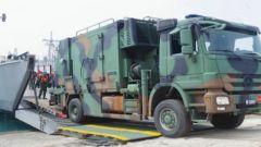 尹卓:妄图对付歼-20 台军向澎湖列岛偷运雷达车被曝光