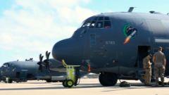"""尹卓:美军AC-130J""""空中炮艇机""""战场生存力弱 部署冲绳或为""""壮胆"""""""