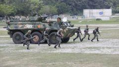 驻澳门部队坚持实战导向组织分队战训法集训