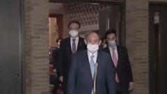 专家:欲达到低投入高收益 日本首相访美前对台海问题指手画脚