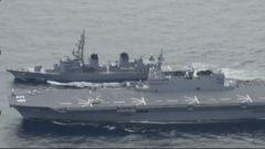 """杜文龙:日本改造""""准航母""""部署F-35B 跟美国这两点要求有关"""