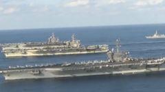 十一艘航母不够美海军用?杜文龙:不是不够用而是战略出了大问题