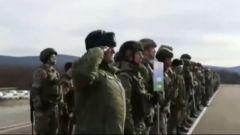 【乌克兰东部地区局势紧张】俄罗斯在乌边境举行军事演习