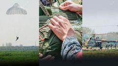 【军视界】惊险刺激!带你见识一下特种兵伞降实跳训练