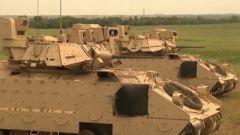 """张彬:乌东地区""""易燃易爆""""北约的装甲车进入乌克兰做样子"""