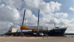 长征七号遥三运载火箭安全运抵海南文昌航天发射场