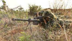 超燃!丛林深处淬炼狙击精英