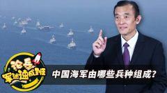 论兵·军迷速成班:中国海军由哪些兵种组成?