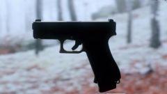短小精悍的冲锋手枪