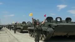 吴大辉:俄军通过演习警告北约不要轻举妄动