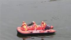 湖南韶山:军地协同开展防汛救灾综合应急演练