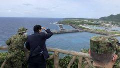 """杜文龙:岸信夫到访与那国岛""""远眺台湾地区"""" 妄图破坏台海和平稳定"""