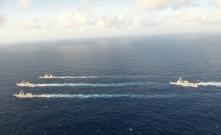 """炒作""""三种形态""""下自卫队可配合美军干涉台海 日本欲塞哪些""""私货""""?"""