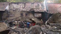 津巴布韋空軍一架直升機墜毀 4人死亡